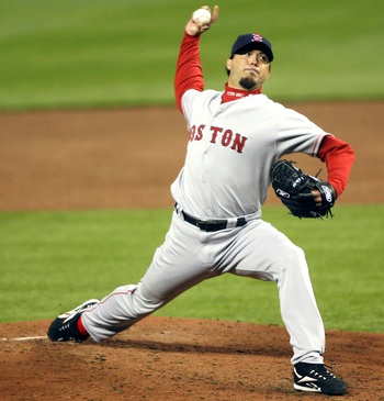 Will Red Sox ace Josh Beckett turn it around?